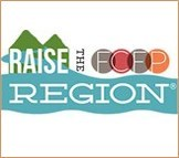 Raise the Region logo